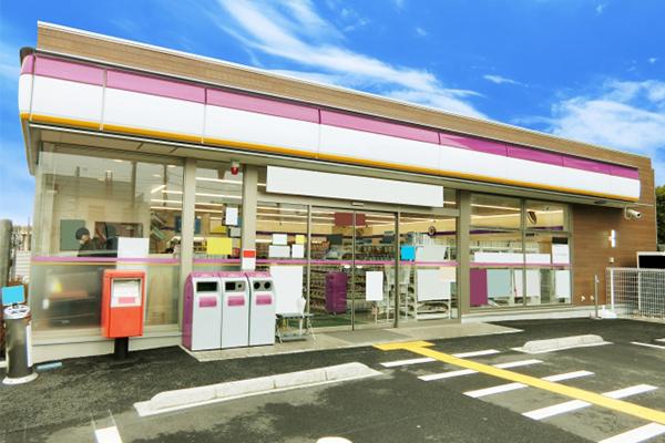 商業ビルや店舗