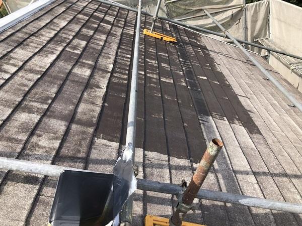 千葉県市原市 屋根塗装 屋根の傾斜がきつい場合 タスペーサー・縁切りとは (4)