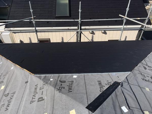 千葉県市原市 屋根カバー工法 ガルバリウム鋼板 (5)