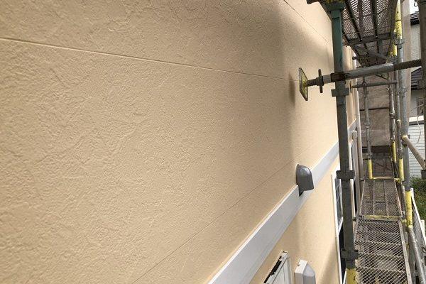 千葉県市原市 外壁塗装 窯業系サイディングボード 日本ペイント(ニッペ)パーフェクトサーフ・パーフェクトトップ (4)