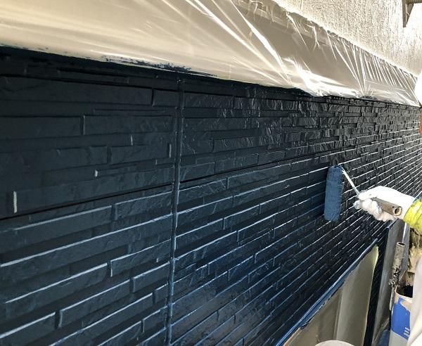 千葉県市原市 外壁塗装・屋根塗装 ローラー工法と吹き付け工法の違い 日本ペイントラジカル制御型塗料 パーフェクトトップ (2)