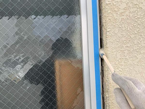 千葉県千葉市 シーリング工事 工程 雨漏りスピード補修 オートンイクシード (1)