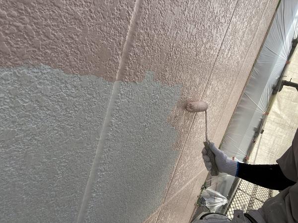 千葉県銚子市 外壁塗装 アステックペイント シリコンフレックス 4度塗り仕上げ (3)